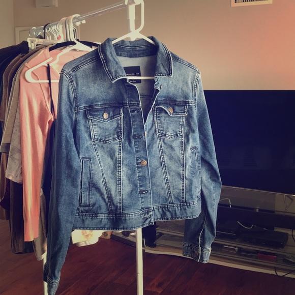 Jackets & Blazers - Jean jacket *Celebrity Pink*